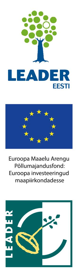 Leader projektitoetuse teavituse logo